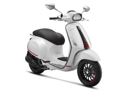 Vespa Sprint Carbon 150特仕版 義大利紳士魅力讓你與眾不同!