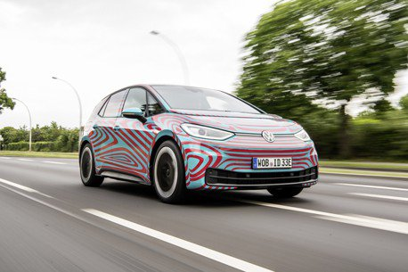 Volkswagen集團未來4年將投資300億歐元 目標2028年推70款電動車!