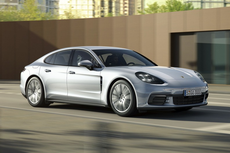 台灣保時捷限量推出「Porsche Panamera 十年淬藏套件」