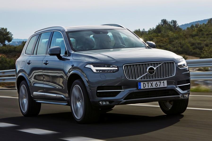 原來XC90不是最豪華? Volvo計畫推出抗衡賓士GLS、BMW X7的旗艦休旅!