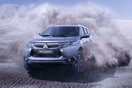 過往熟悉的三菱挑戰者!小改款車型預告泰國發表