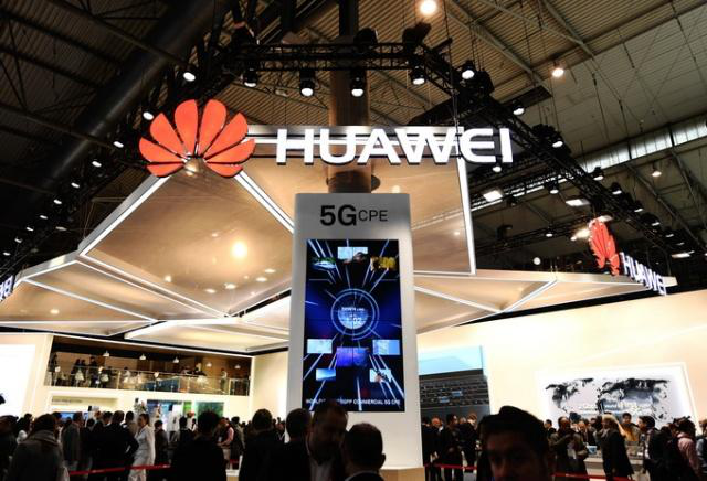華為董事和高級副總裁陳黎芳透露,今年前5個月華為已在全球銷售1億台手機。(美聯社...