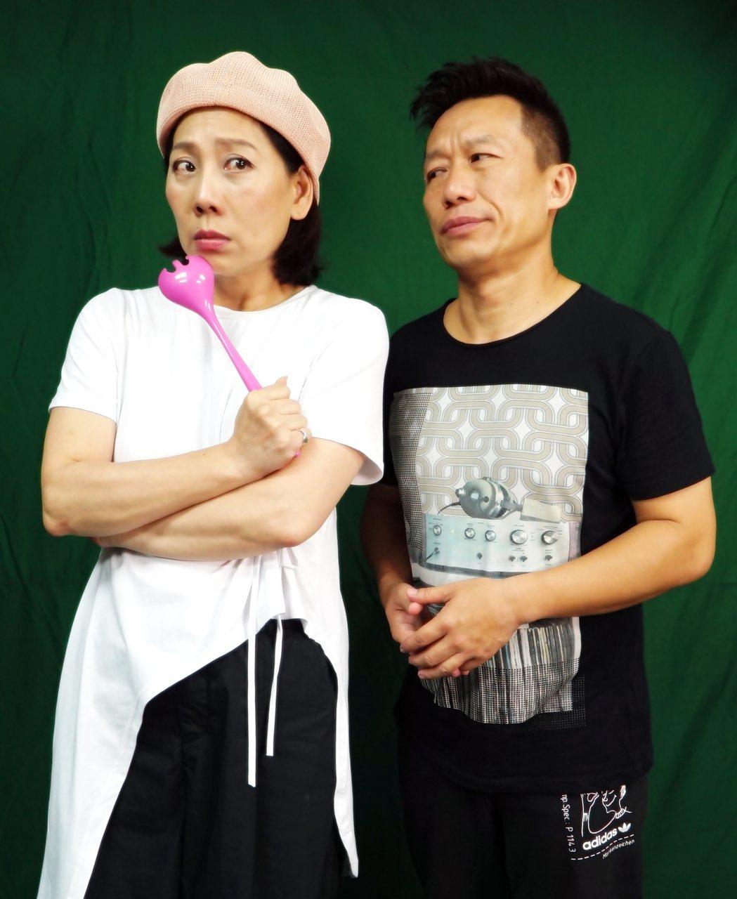 《當我們同在一起》已在台北、新竹、台南巡演6場,有別於其他場次,台中場的爸爸一角