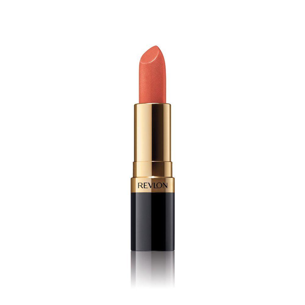 REVLON露華濃經典璀璨唇膏「750盛夏戀橙」。圖/露華濃提供