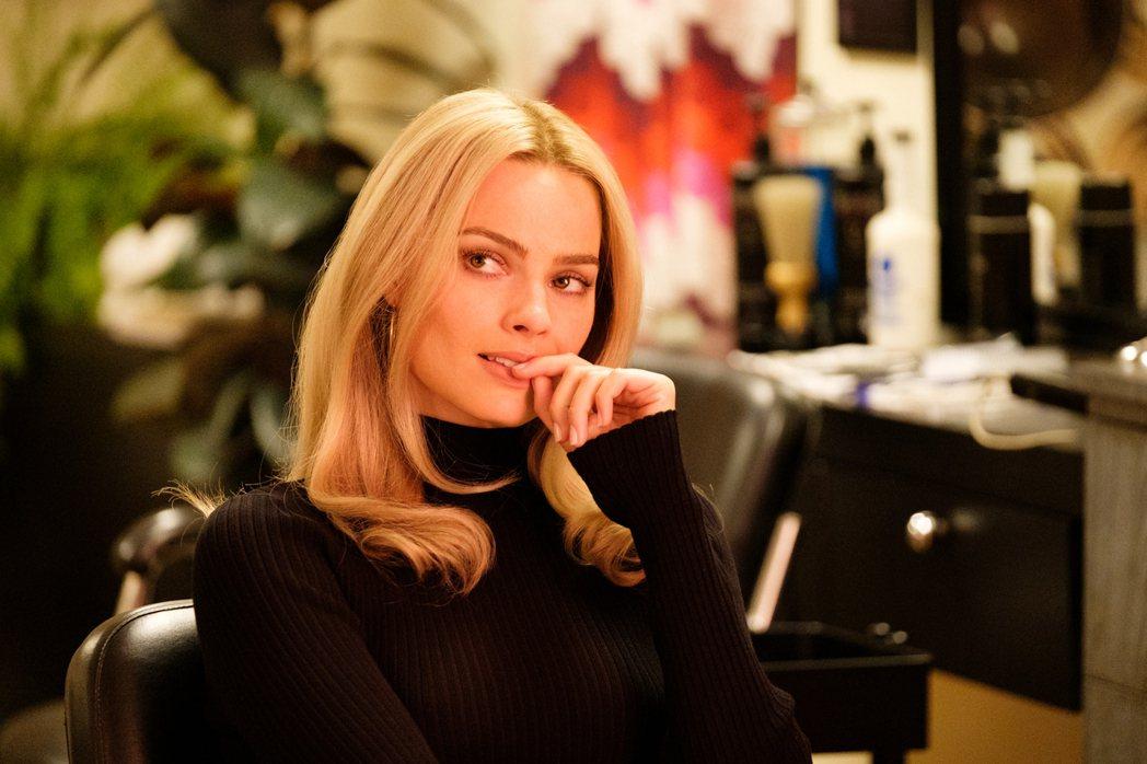 瑪格羅比很驕傲能參與大牌雲集的「從前,有個好萊塢」。圖/双喜提供