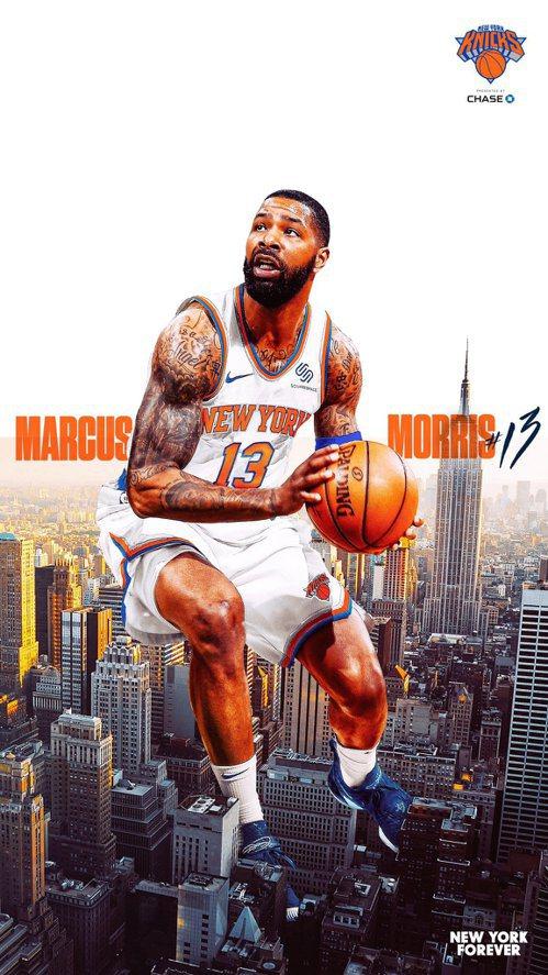 NBA前鋒莫里斯(Marcus Morris)和馬刺隊「毀約」轉投尼克隊,內幕不...