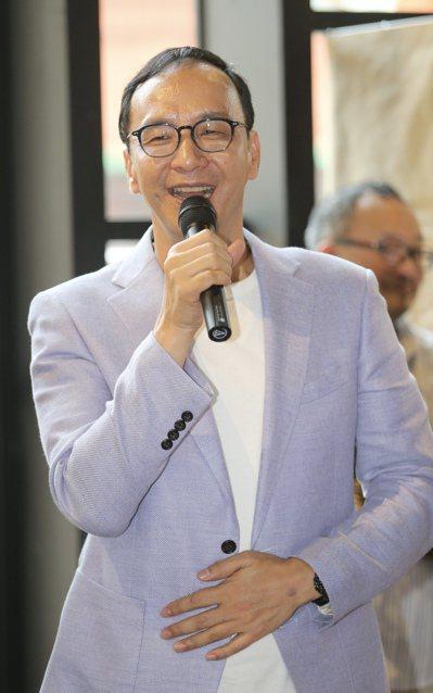 新北市前市長朱立倫。 聯合報系資料照片/記者許正宏攝影