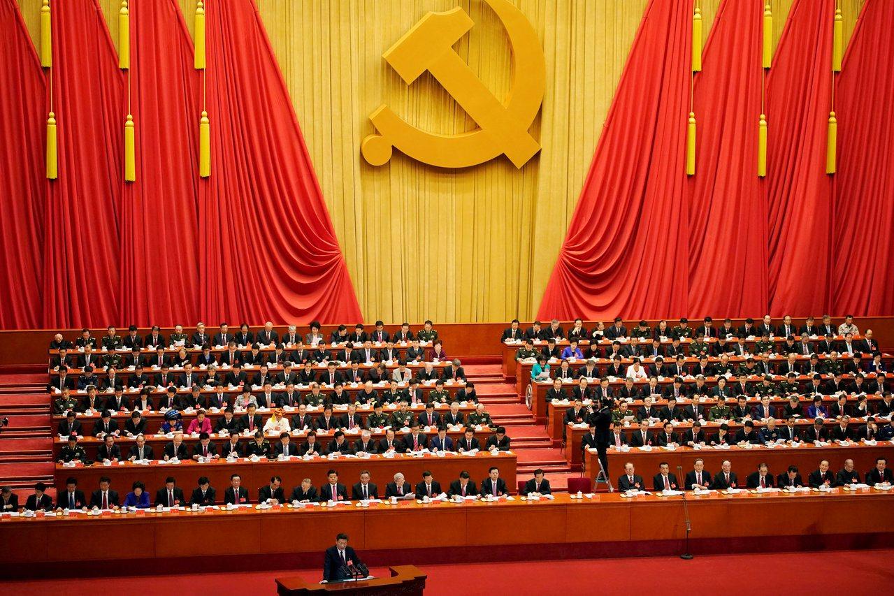反中組織當前危機委員會在今年初重啟,對中國共產黨構成的威脅提出警告。 (路透)