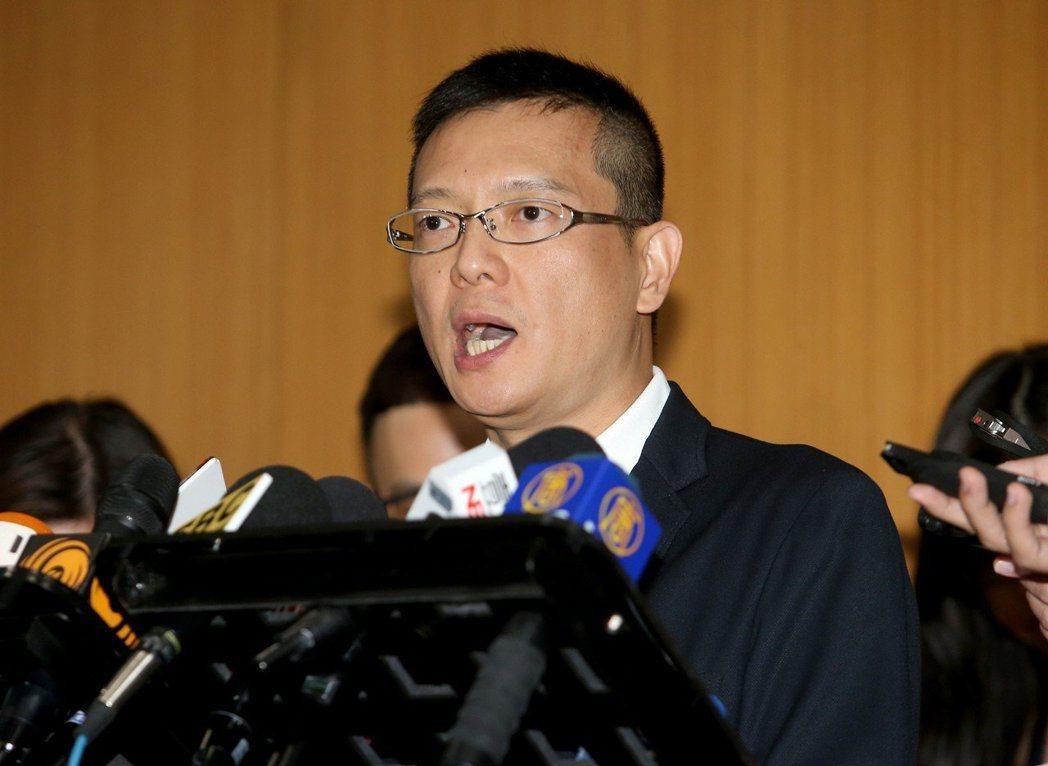 前立委孫大千常在臉書發言,被外界視為韓國瑜的核心幕僚。 圖/聯合報系資料照片