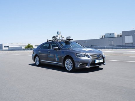 Lexus LS車系持續進行自動駕駛測試 下一站:歐洲
