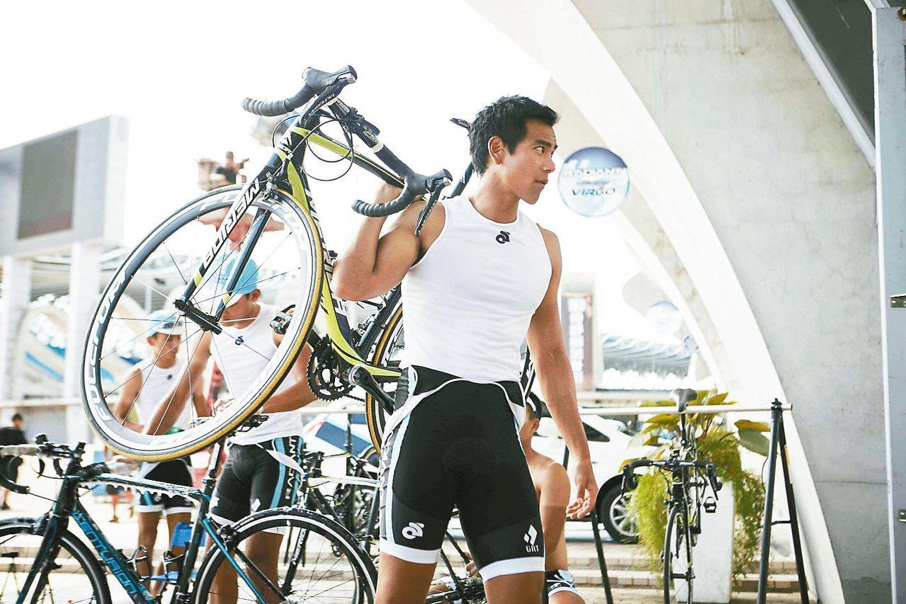 電影《破風》票房破5,000萬元,首席贊助商美利達自行車破風款賣到缺貨。 本報系...