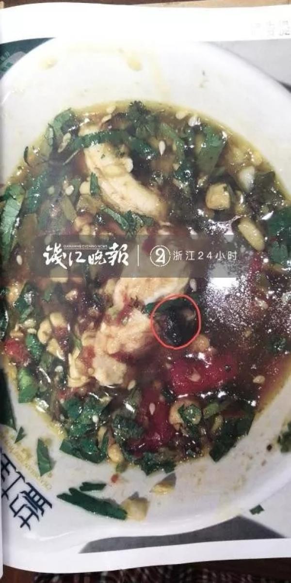 火鍋醬料吃出一隻蟑螂 顧客獲10倍賠償 鍾祖豪