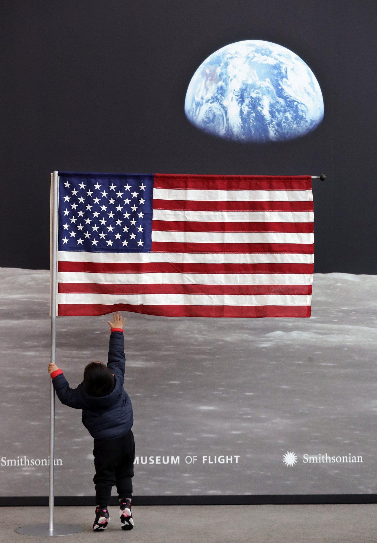 NASA重返月球一波三折,新總統老是改主意。 美聯社