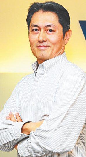 緯軟新董座兼執行長蕭清志。 圖/緯軟提供