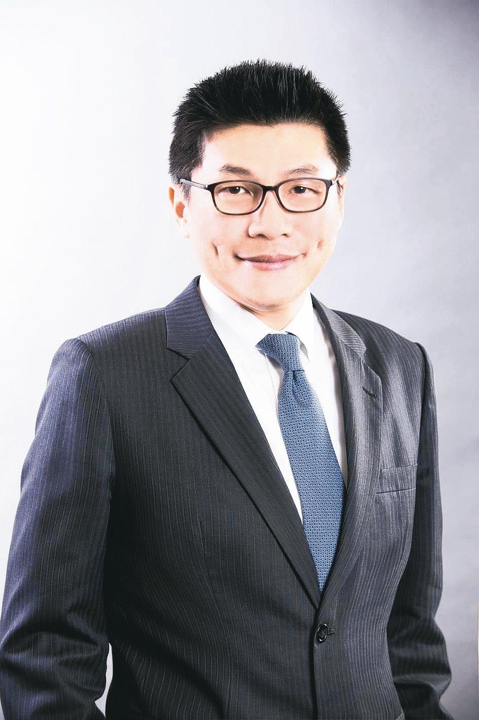 安聯投信投資長張惟閔。 圖/安聯投信提供