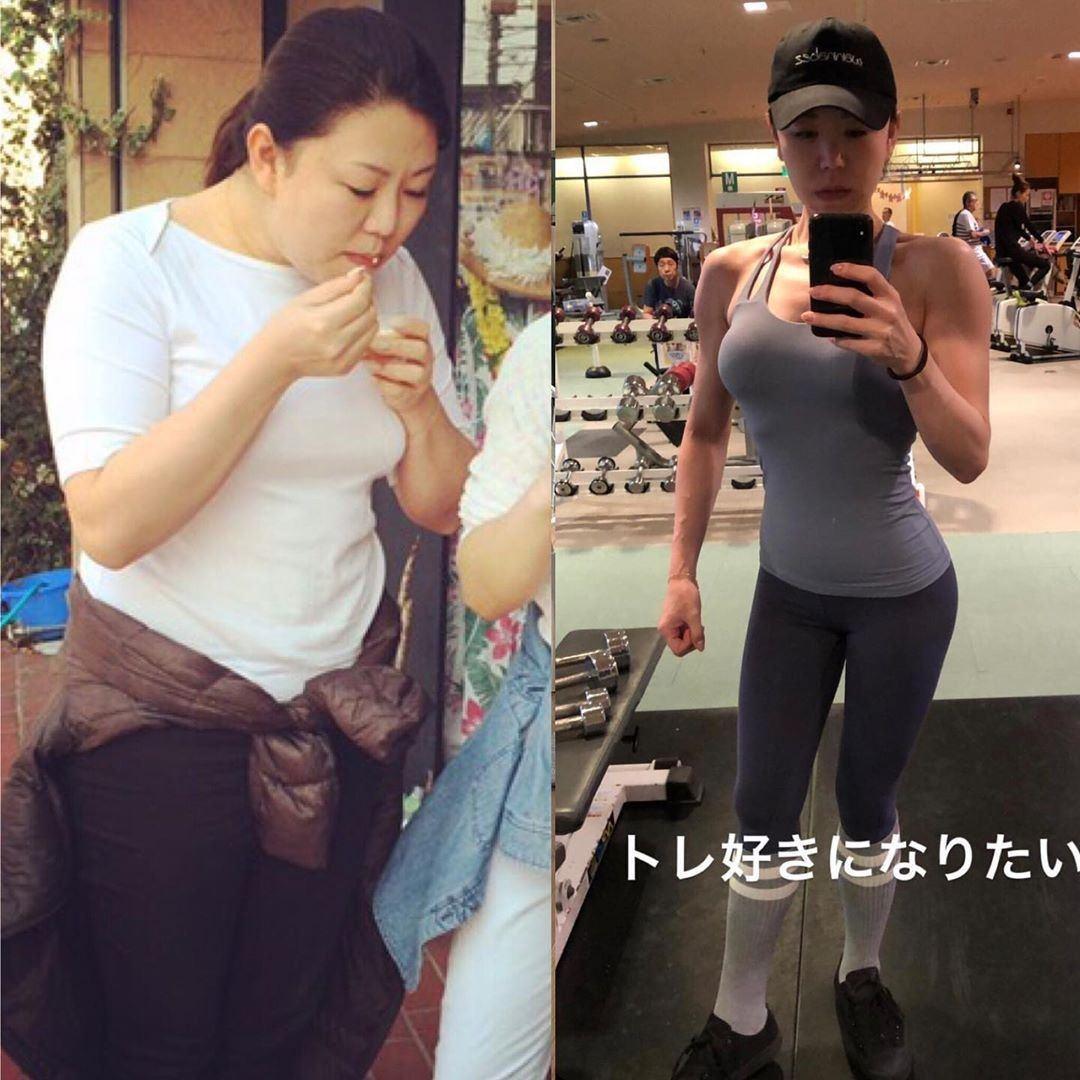 真希盼以自身經歷鼓勵大眾。圖擷自@maki.oni.fitness