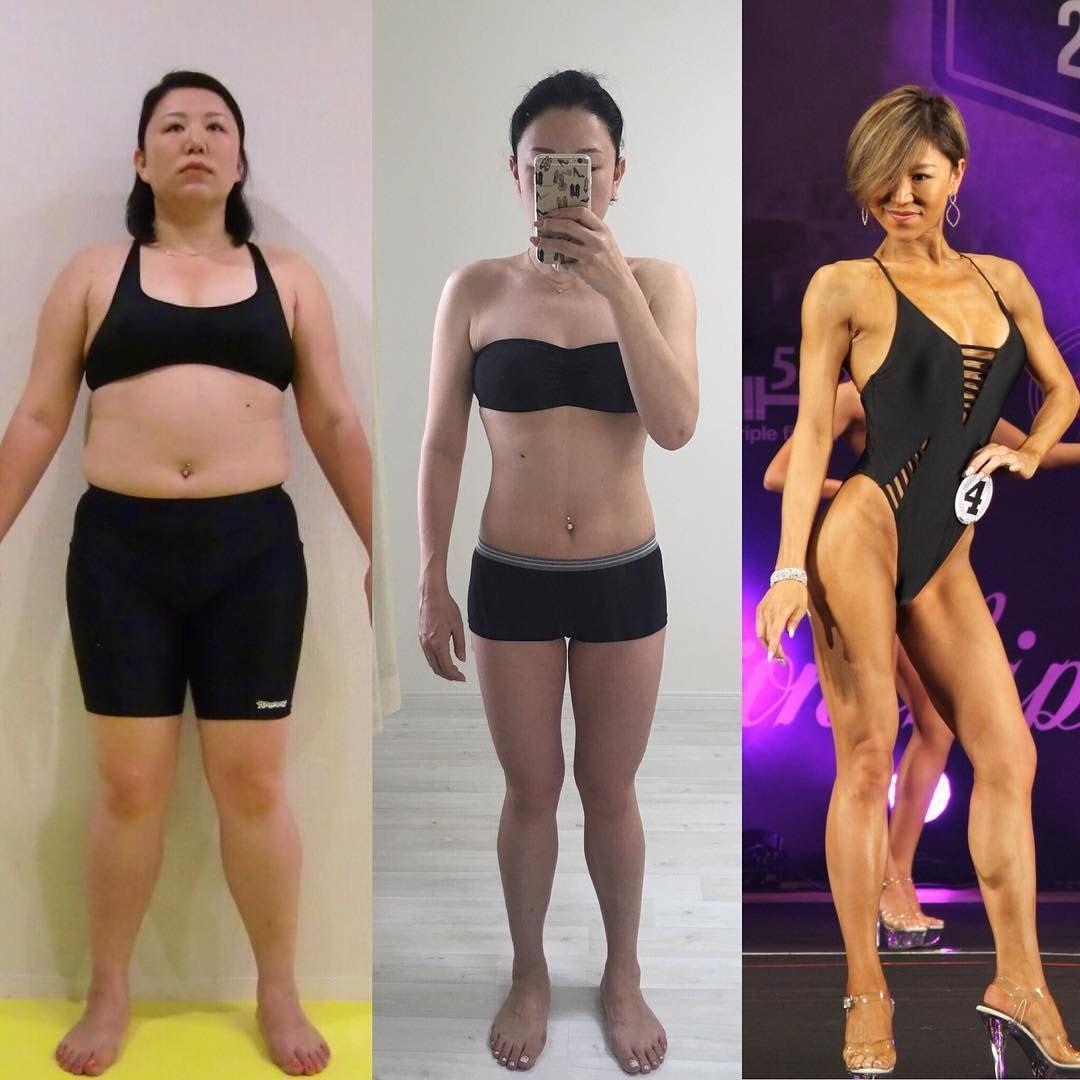 真希的勵志故事令人動容。圖擷自@maki.oni.fitness