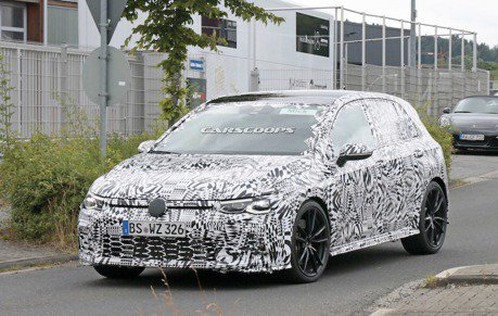 2020 Volkswagen Golf GTI首次測試捕獲 跑格依舊動力更大!