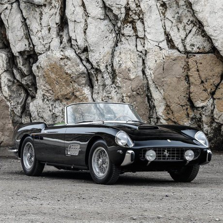 1958年的Ferrari 250 GT敞篷版二手釋出 開出天價8百萬美金!