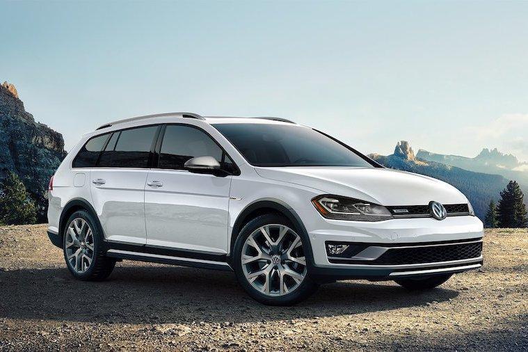 Volkswagen Golf旅行車款 將不再供應美國市場