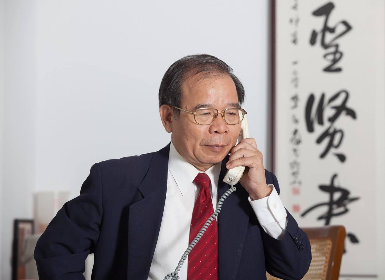 前環保署顧問、前淡江大學副校長陳幹男。圖/淡江大學提供