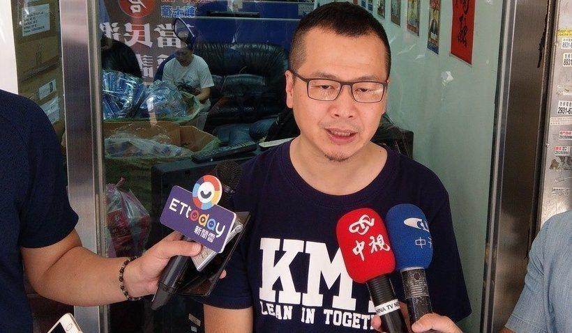台北市議員羅智強。本報資料照