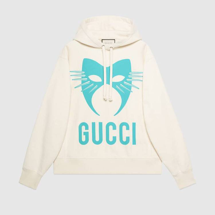 Gucci Manifesto系列主打T恤類商品。圖/摘自官網