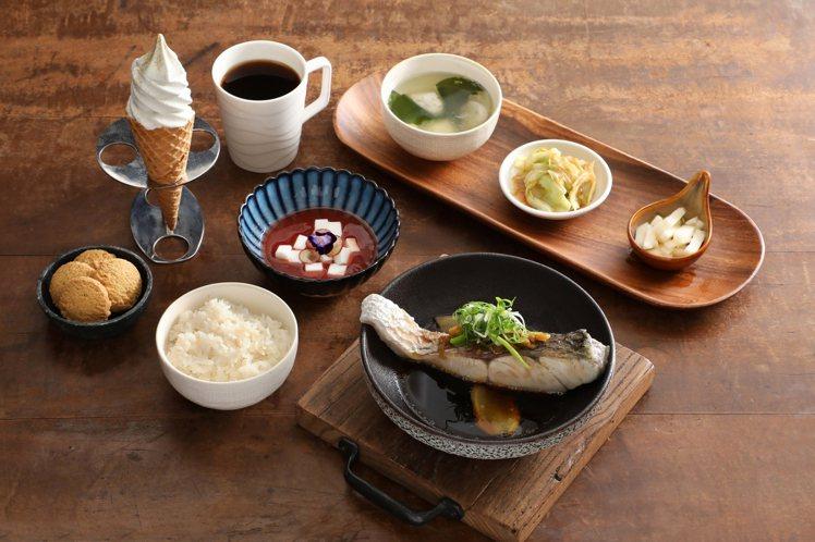 Hi-Q鱻食「漾采活顏貴妃餐」售價320元。圖/業者提供