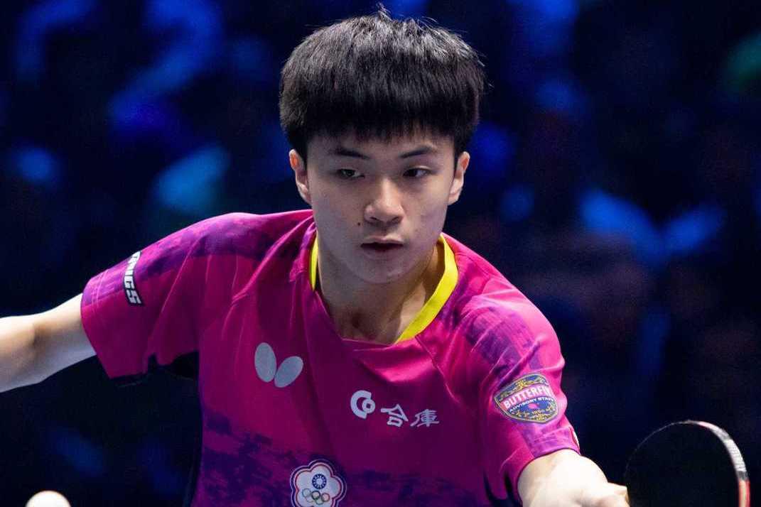 桌球/T2鑽石賽林昀儒勝前球王 馬來西亞抱冠