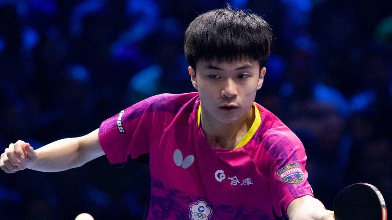 林昀儒奪下T2桌球鑽石賽馬來西亞站男單冠軍。圖/擷取自ITTF官網
