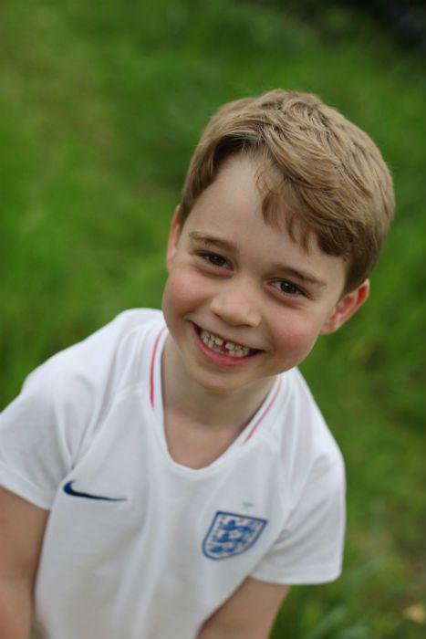 喬治將歡慶6歲生日。路透