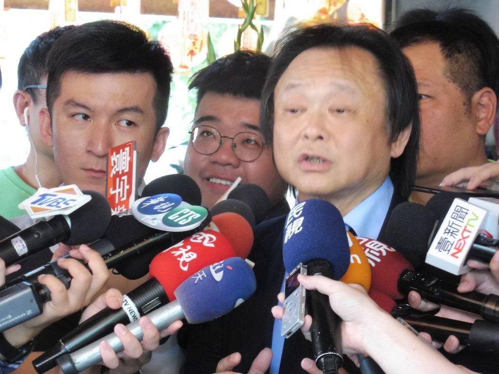 台北市議員王世堅。 圖/聯合報系資料照片