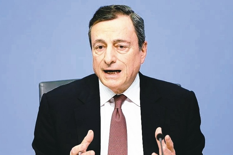 ECB救經濟 要下兩帖猛藥