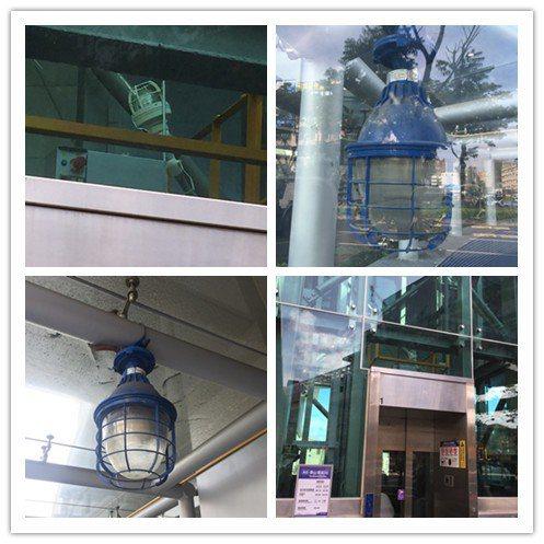 進出高鐵或捷運站時,如果抬頭看看懸吊在天花板的燈具,將會發現,不少已改為防爆燈,...