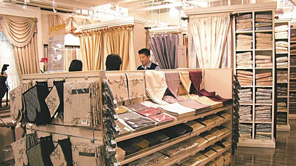 隆美窗簾成為大成鋼集團旗下的一家公司。 報系資料照