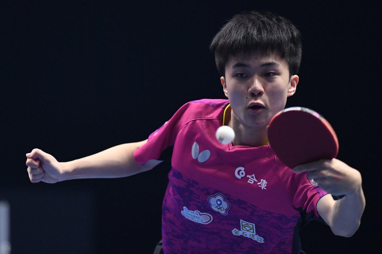 國際桌球總會官網報導讚揚台灣小將林昀儒優異表現,將他與日本神童張本智和相提並論。...