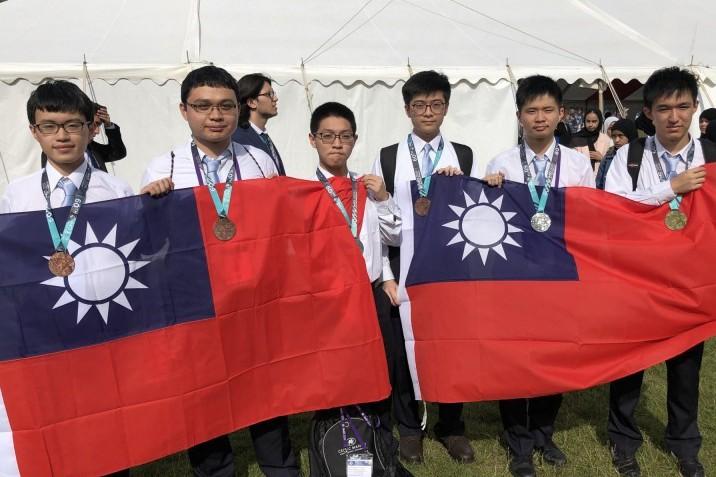 歷年最差…國際數學奧林匹亞 台灣落居21名
