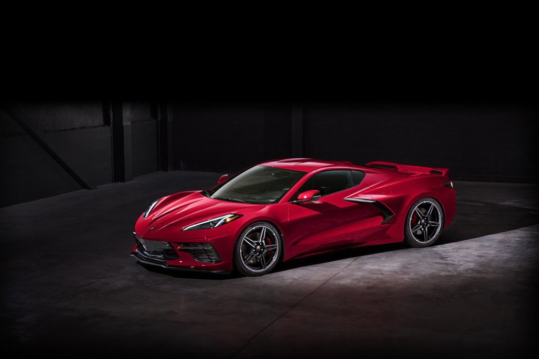 Chevrolet Corvette Stingray C8。 摘自Chevro...