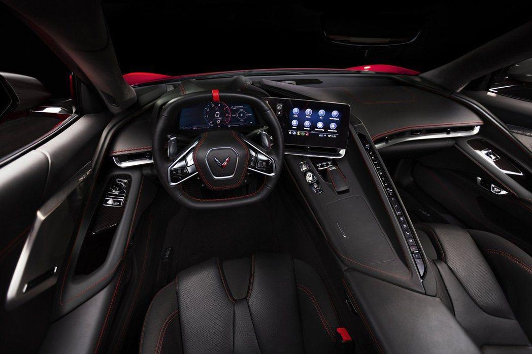 類似戰鬥機的環狀式座艙,全都採駕駛導向設計。 摘自Chevrolet