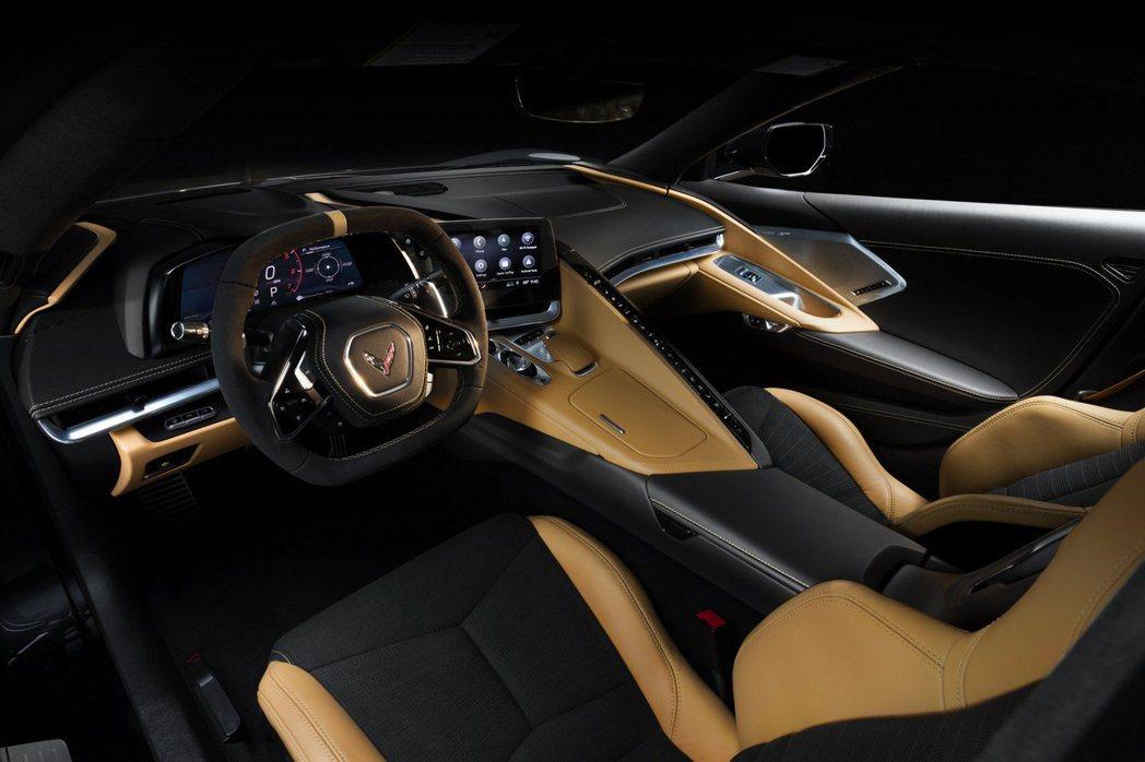 環狀式座艙設計讓駕駛能完全沉浸在自己的世界,與副駕隔絕。 摘自Chevrolet