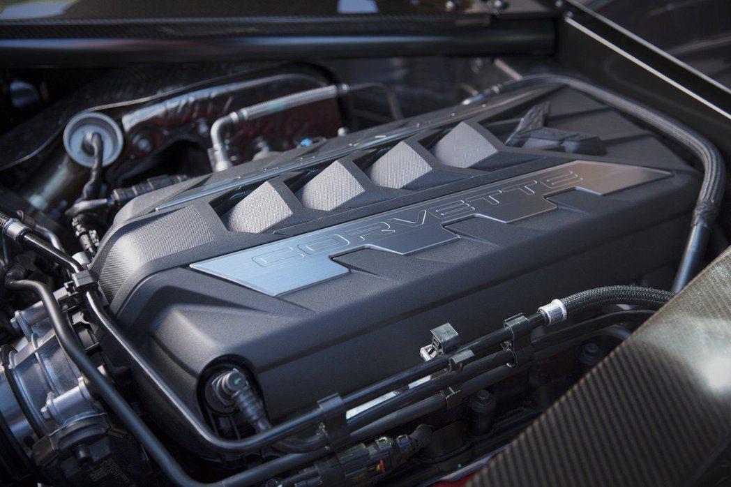 6.2升495hp、64.2kgm動力的V8自然進氣引擎。 摘自Chevrole...