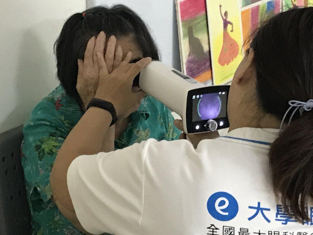 國眾電腦執行「經濟部工業局普及智慧城鄉生活應用計畫AI視力保健創新智慧照護服務」...