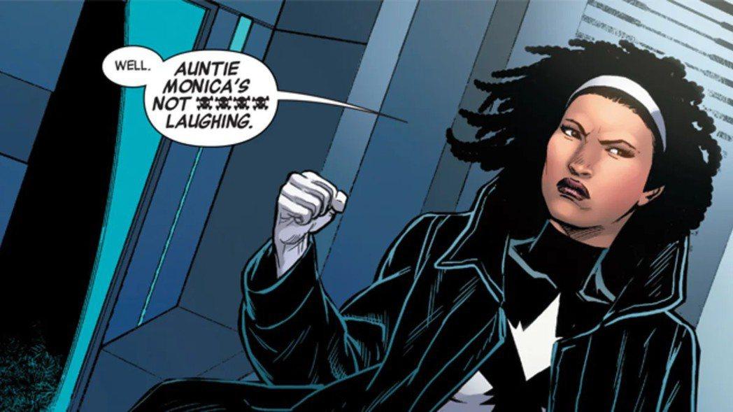 不過他們倒是公佈了《驚奇隊長》中的小女孩ー莫尼卡・蘭博的長大版會在《汪達幻視》中...