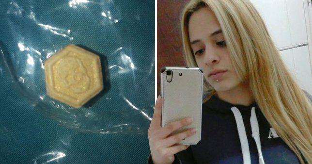 日前一名阿根廷的19歲少女,因在派對中誤食含有老鼠藥的藥丸,而與家人天人永隔。圖...
