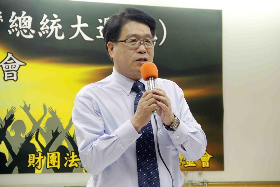 台灣民意基金會董事長游盈隆分析,一但柯加入戰局,恐成2020總統大選最大變數。(...