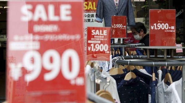 圖一:日本消費稅將按計劃調升。 (路透)