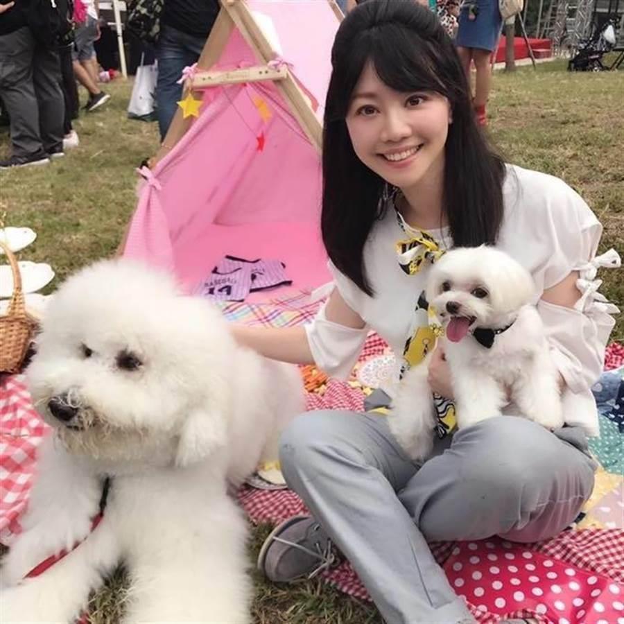 台北市議員高嘉瑜。圖/取自臉書