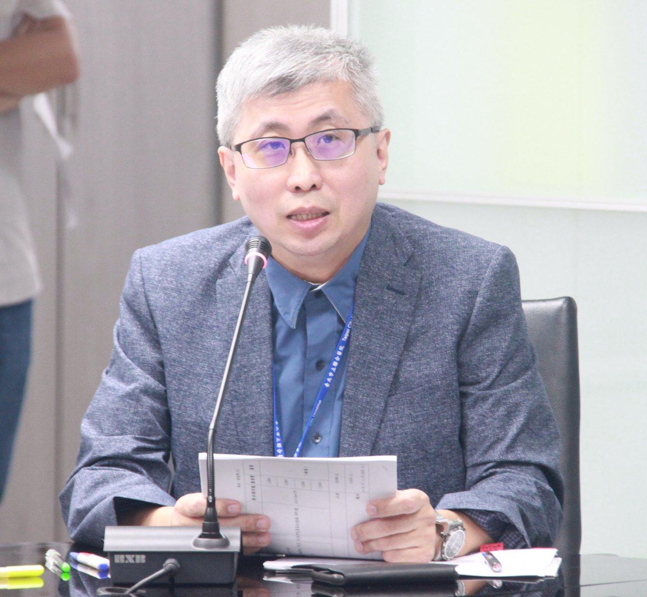 台北市立聯合醫院松德院區院長楊添圍。圖/衛生局提供