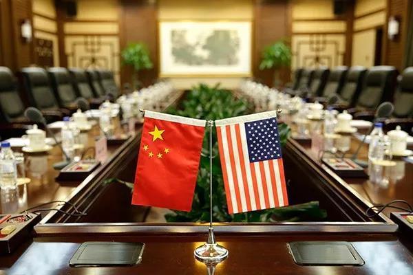 中美雙方近期頻頻相互釋出善意,大陸媒體預估新一輪磋商可望於近期重啟。(取自《陶然...