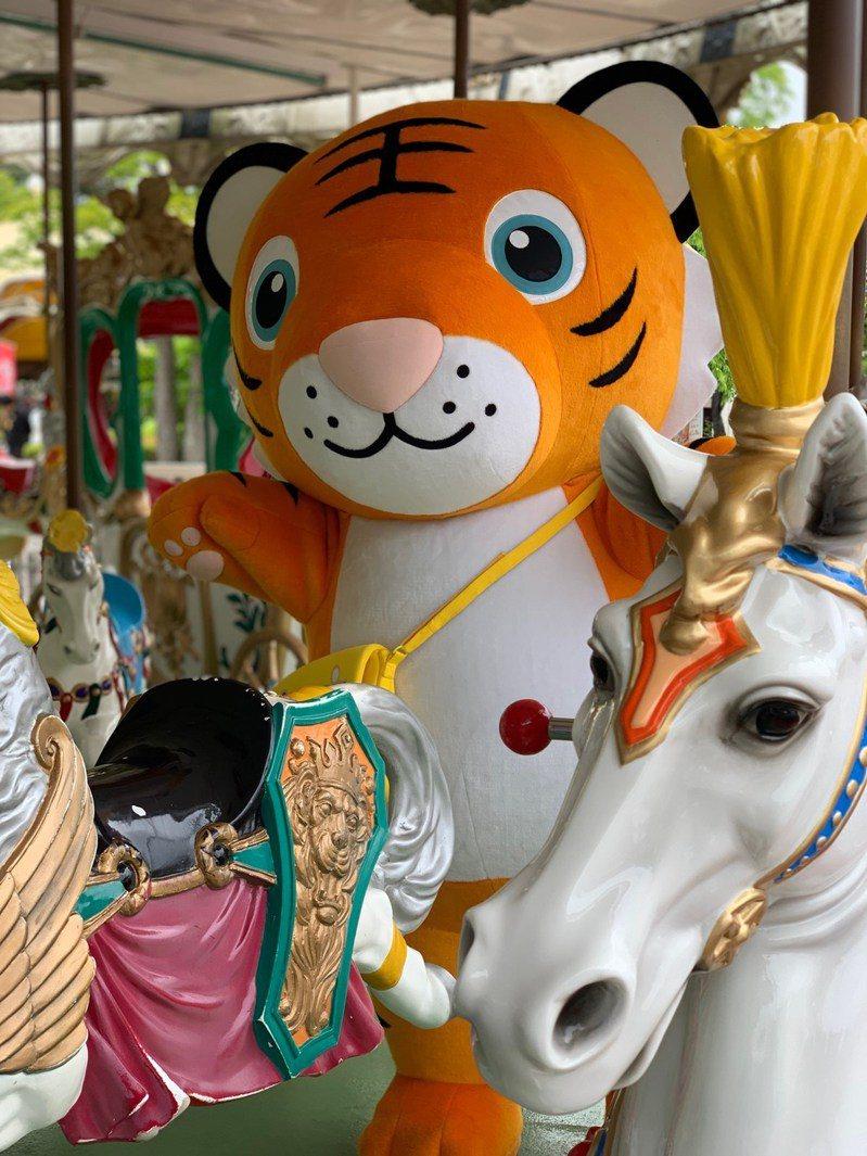 參加投票給台灣虎航吉祥物虎將活動,就有機會拿到免費機票。圖/摘自台灣虎航粉絲專頁